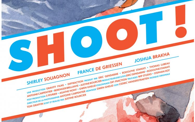 Shoot ! a short movie by Justine Bourcier