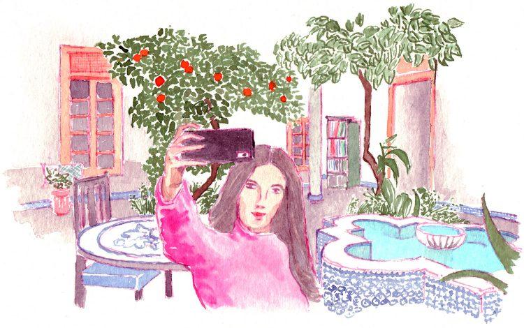 editorial for Le Parisien Magazine